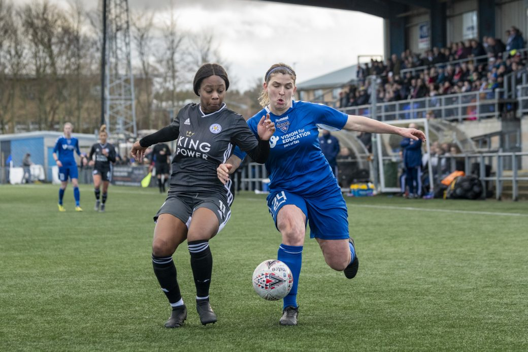 durham women fc v leicester city