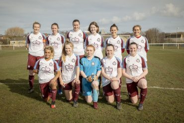 Team photo South Shields FC Ladies