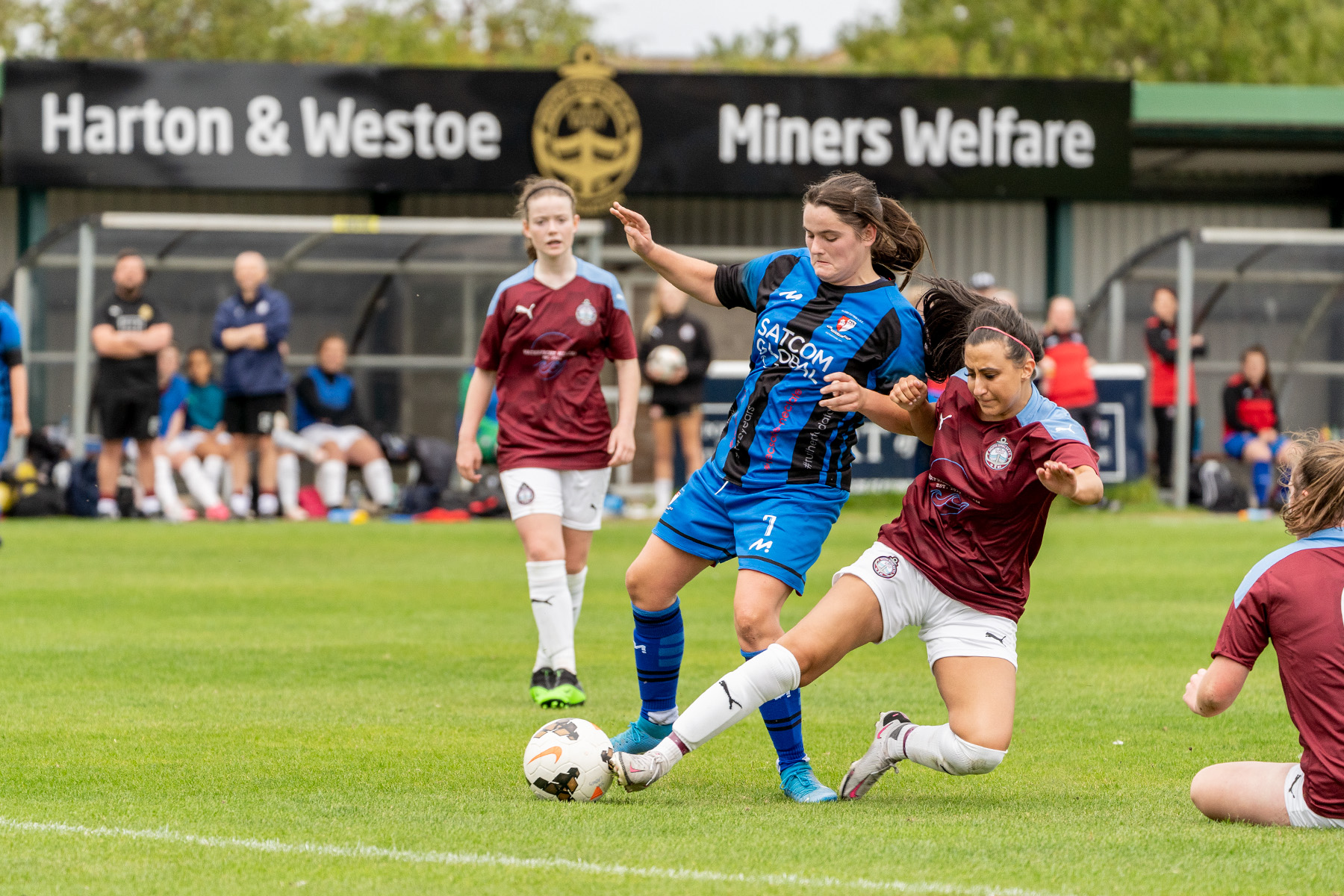 south shields v rutherford afc ladies